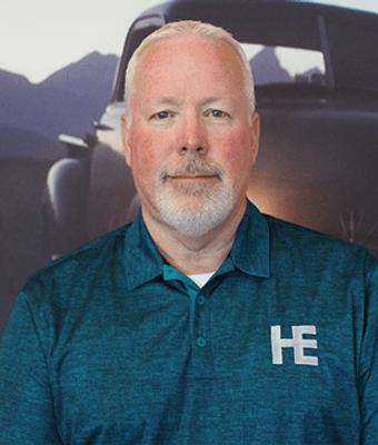 Sales Manager Gary Haynes in NEW CHEVROLET SALES TEAM at Herb Easley Motors