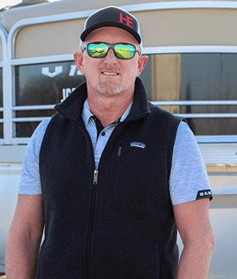 Sales Manager Erick Snow in PRE-OWNED SALES TEAM at Herb Easley Motors