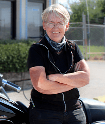 Sales Representative Ladena Skelton in PRE-OWNED SALES TEAM at Herb Easley Motors