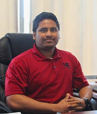 Marketing Manager Shehan Karunaratne in MARKETING AND DIGITAL SALES TEAM at Herb Easley Motors
