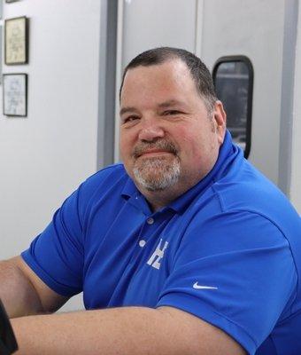 Warranty Advisor Ed Dunn in FIXED-OPS TEAM at Herb Easley Motors