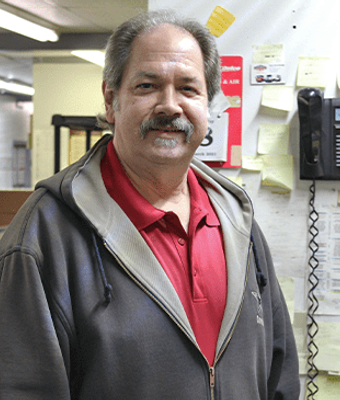 Parts Consultant Roger Combs in FIXED-OPS TEAM at Herb Easley Motors
