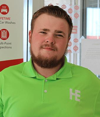 Sales Representative Tanner Maples in NEW CHEVROLET SALES TEAM at Herb Easley Motors