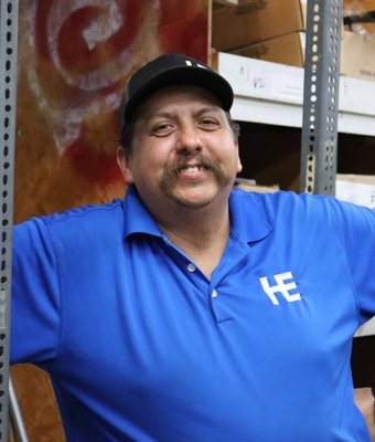 Warehouse Associate Tim Sousa in FIXED-OPS TEAM at Herb Easley Motors