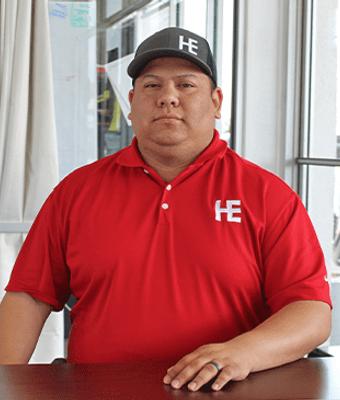 Sales Representative Randy Castro in IMPORTS SALES TEAM at Herb Easley Motors
