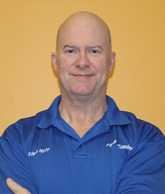 Finance & Insurance Director Steve Hott in FINANCE & INSURANCE TEAM at Herb Easley Motors