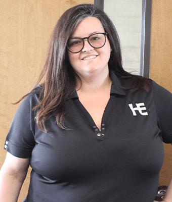 Sales Representative Amber Harrison in PRE-OWNED SALES TEAM at Herb Easley Motors