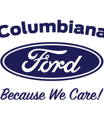 Lube Tech Dan Rising in Service at Columbiana Ford