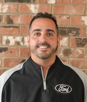 Sales Consultant Anthony Canacci in Sales at Columbiana Ford