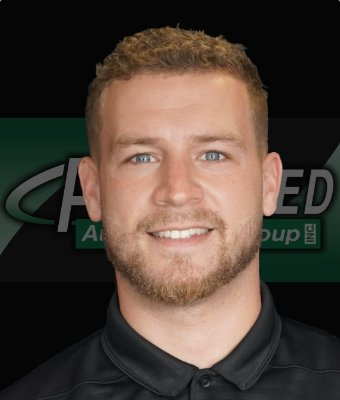 Sales Consultant Josh Brinkman in East St. Blvd. at Preferred Automotive Group