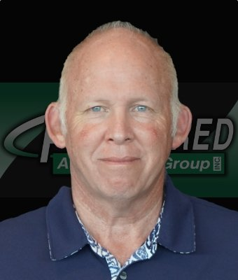 Business Manager Brett Hoffer in Illinois Road at Preferred Automotive Group