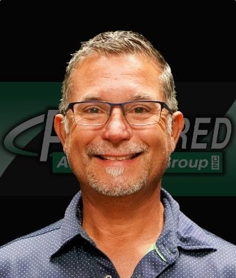 Sales Consultant Mike Mitchell in Illinois Road at Preferred Automotive Group