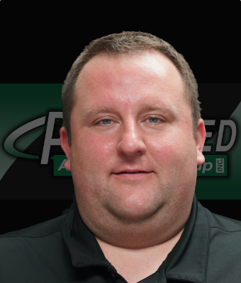 Parts Manager Dwight Mccann in Illinois Road Service at Preferred Automotive Group