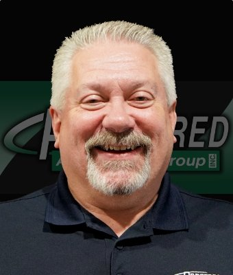 Service Manager Mike McFarland in Lima Road Service at Preferred Automotive Group
