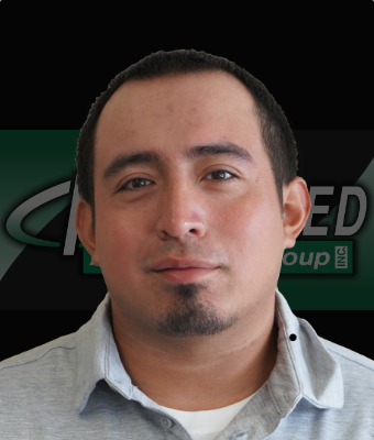 Sales Consultant Richy Trujillo in East St. Blvd. at Preferred Automotive Group