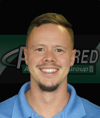Sales Manager Nick Ondras in East St. Blvd. at Preferred Automotive Group