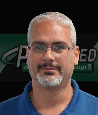 Sales Consultant Zach Burdette in Lima Road at Preferred Automotive Group