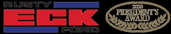 Rusty Eck Ford Logo Main