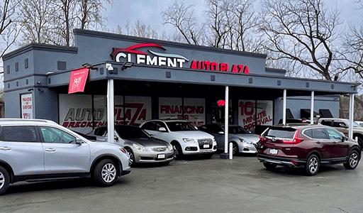 Clement Auto Plaza Location