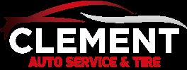 Clement Auto Service Logo