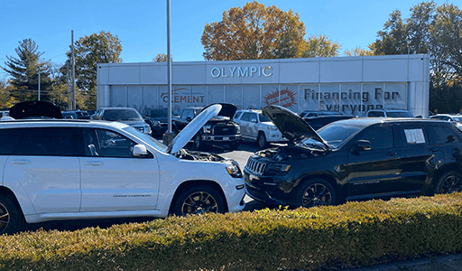 Clement Olympic Motors Location