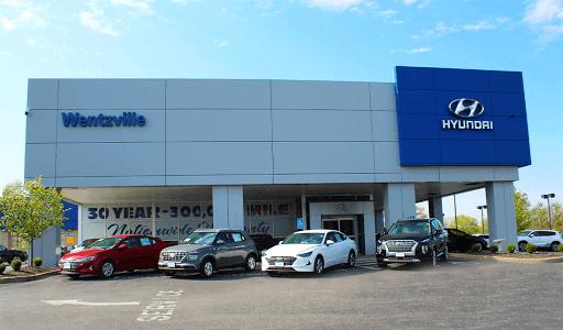 Hyundai of Wentzville Location