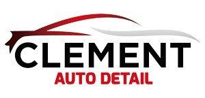 clement detail logo