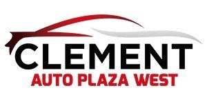 clement auto plaza west logo