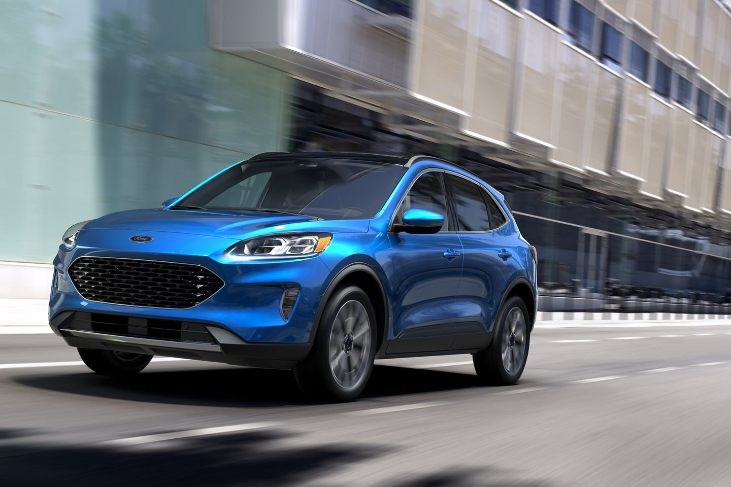 New Ford Escape Wins Two Top Spots from Wards and J.D. Power