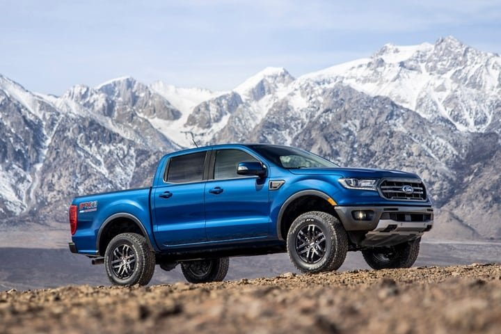 2021 Ford Ranger XL Offers STX Specials Edition Package