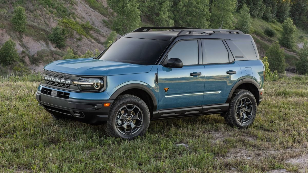 Ford Makes Available Dealer-installed Bronco Sports Lifestyle Accessory Bundles
