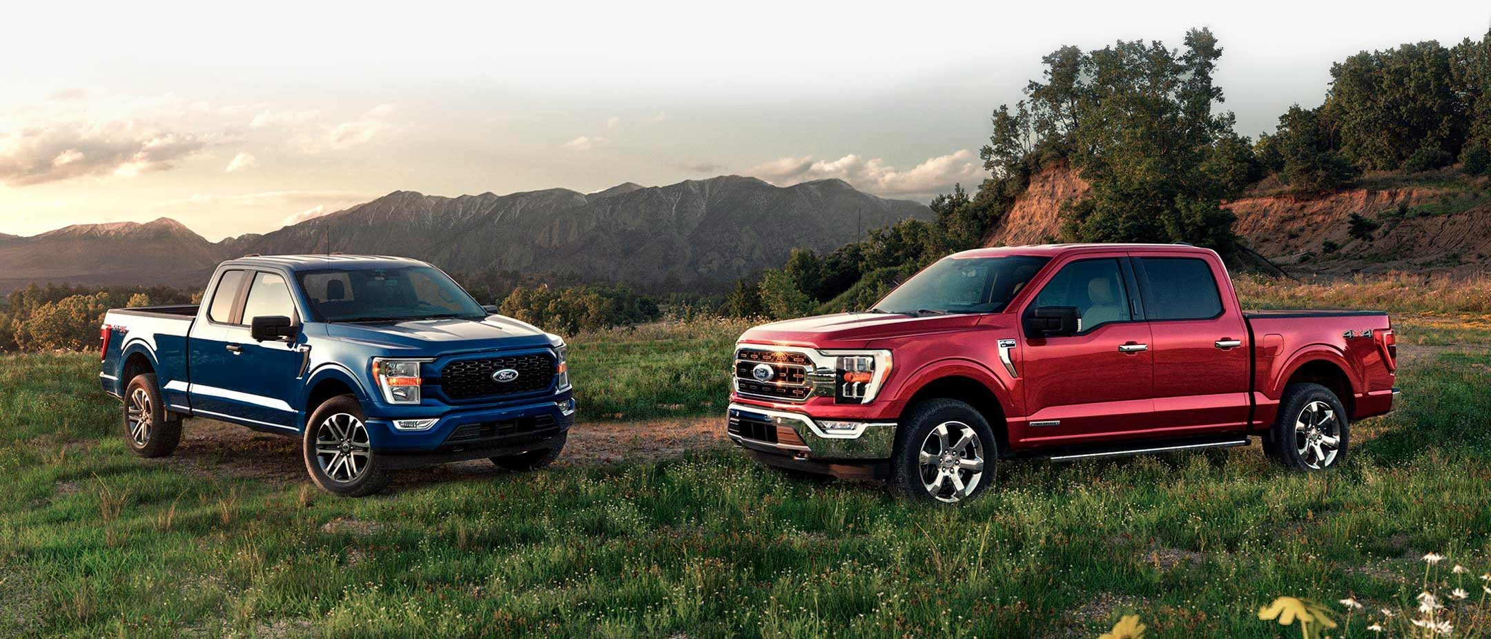 All-New F-150 Featuring Ford-Patented Max Recline Seats Takes Comfort To the Next Level