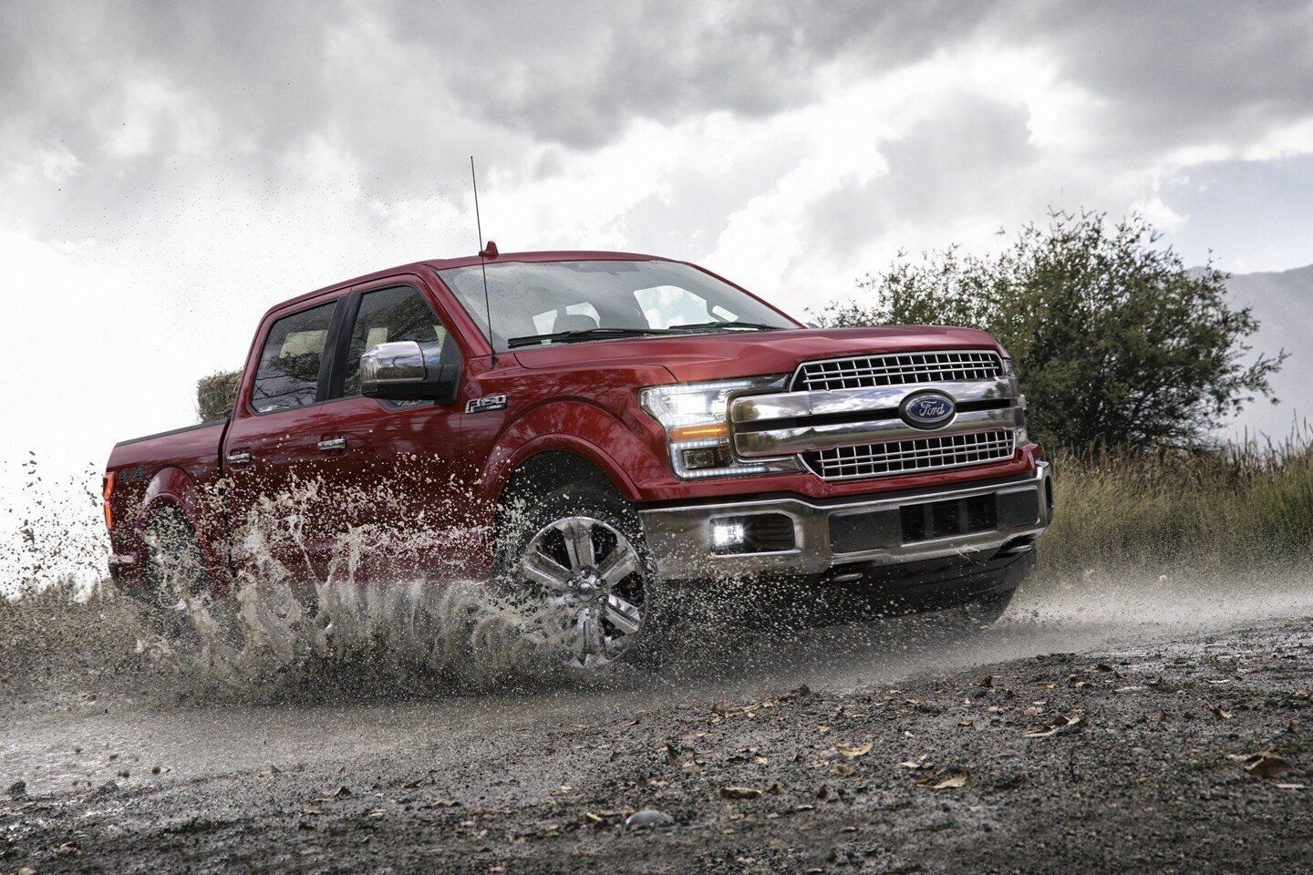 Ford F-150 Purpose-Built For Getting The Job Done