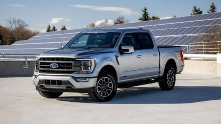 All-new 2021 F-150 Police Responder Updated with Improved Speed and Capabilities