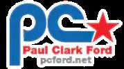 Paul Clark Ford Logo Main