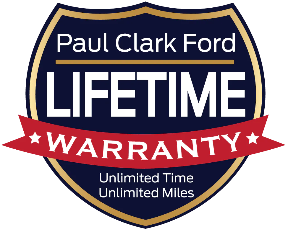 paul clark ford lifetime warranty