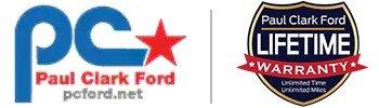 Paul Clark Ford logo