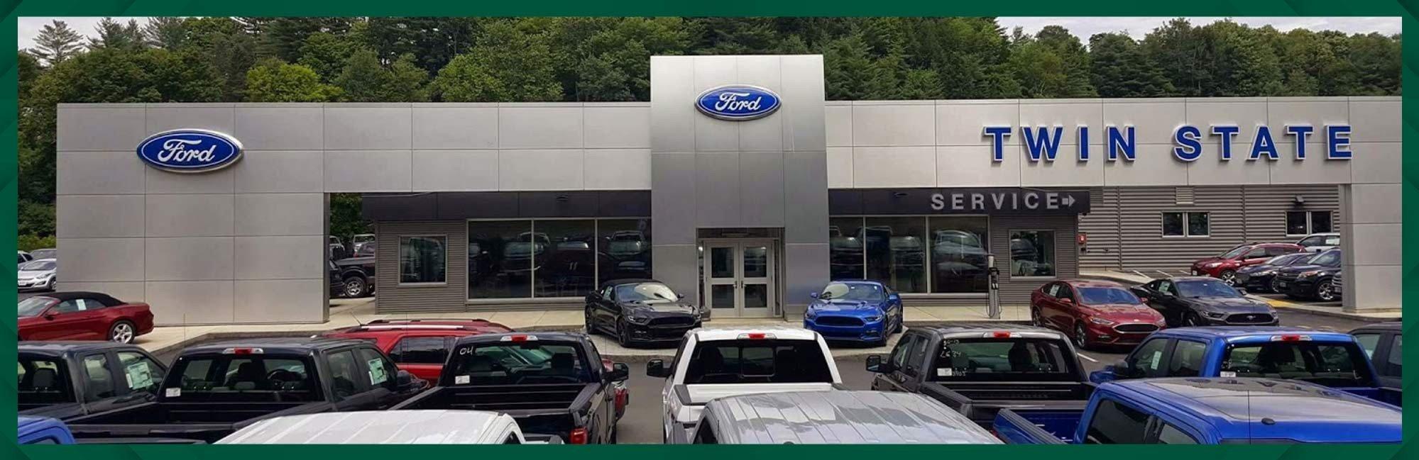 Ford dealership near Littleton, NH