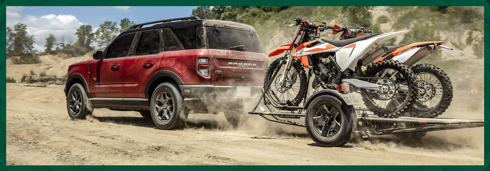 2021 Ford Bronco Sport specs