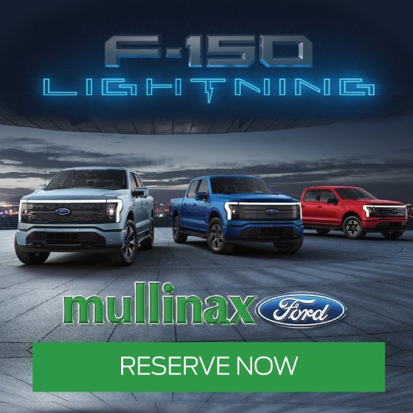 Special offer on 2021 Ford Escape Reserve Your 2022 F-150 Lightning