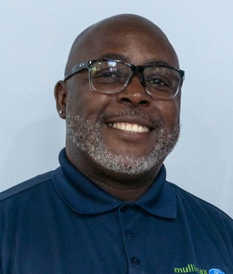 Sales Consultant Clarence Rasberry in Sales at Mullinax Ford of West Palm Beach