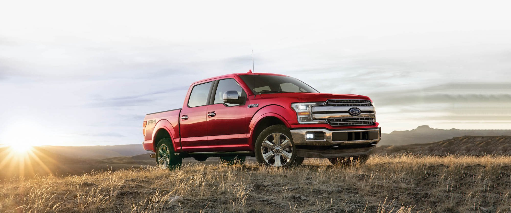 Mullinax Ford of Mobile - Certified Pre-owned (CPO) F-150 Truck Banner