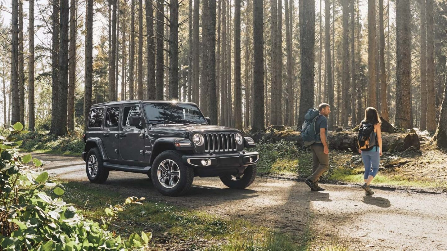 Jeep® Goes Green Even Further With Wrangler Environmental Impact Going Down By 15 Percent