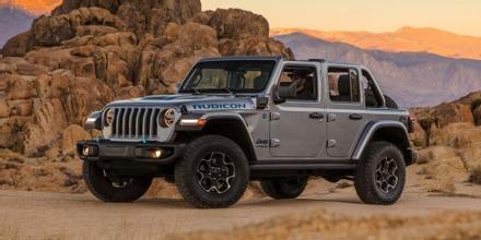 2021 Jeep® Wrangler 4xe Wins Hybrid Technology Solution Award
