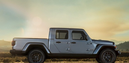 Jeep® Gladiator Adds New Altitude Model