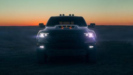 Introducing the Brand New 2021 Ram 1500 TRX