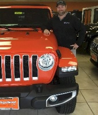 Automotive Sales Specialist Chris Engalage in Sales at Pettus Chrysler Dodge Jeep Ram Farmington