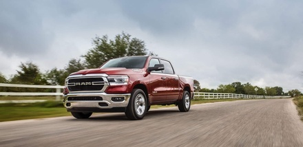 2021 Ram 1500 Limited Longhorn 10th Anniversary Edition Arriving Now