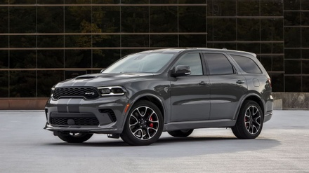 New 2021 Dodge Durango SRT Hellcat Production Kickoff