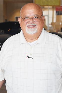 Sales Consultant Juan Rojas in Sales at Westbury Toyota